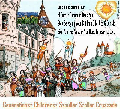 Childrensz Szoullar Szollar Cruszadesz